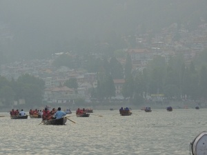 The Naini Lake
