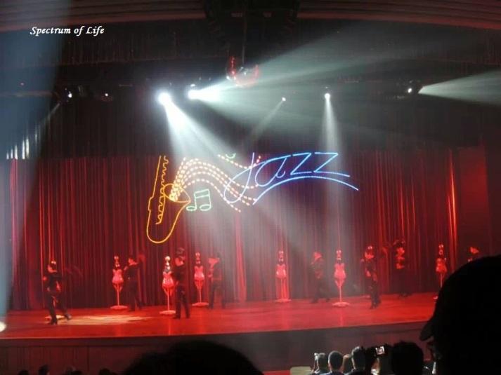 Alcazer show