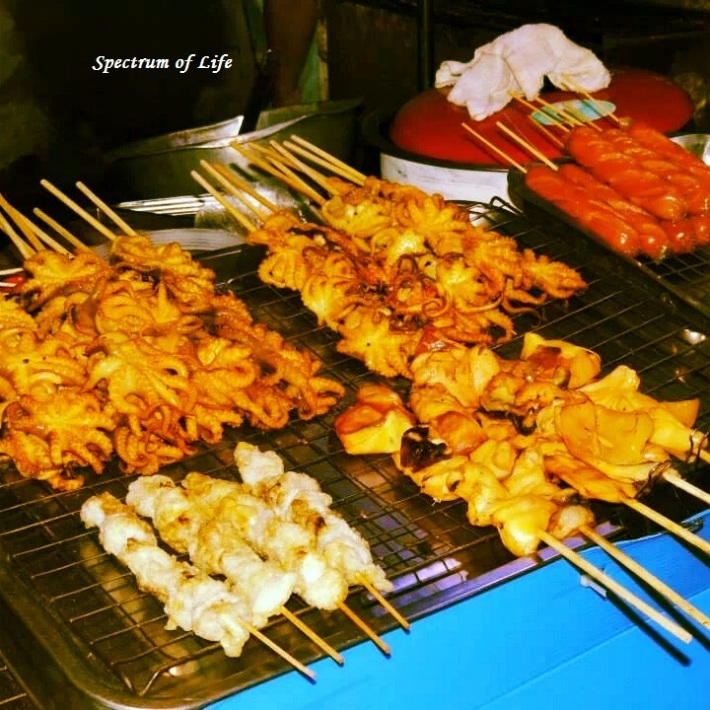 Street food in Pattaya