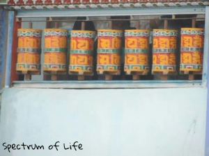 The Prayer Wheels