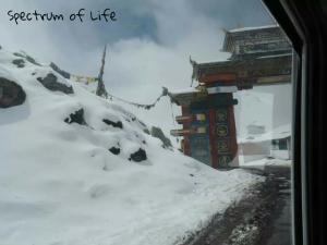 The entrance to Tawang