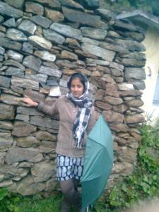 Its me.....cold weather doubles with untimely rains....nevermind