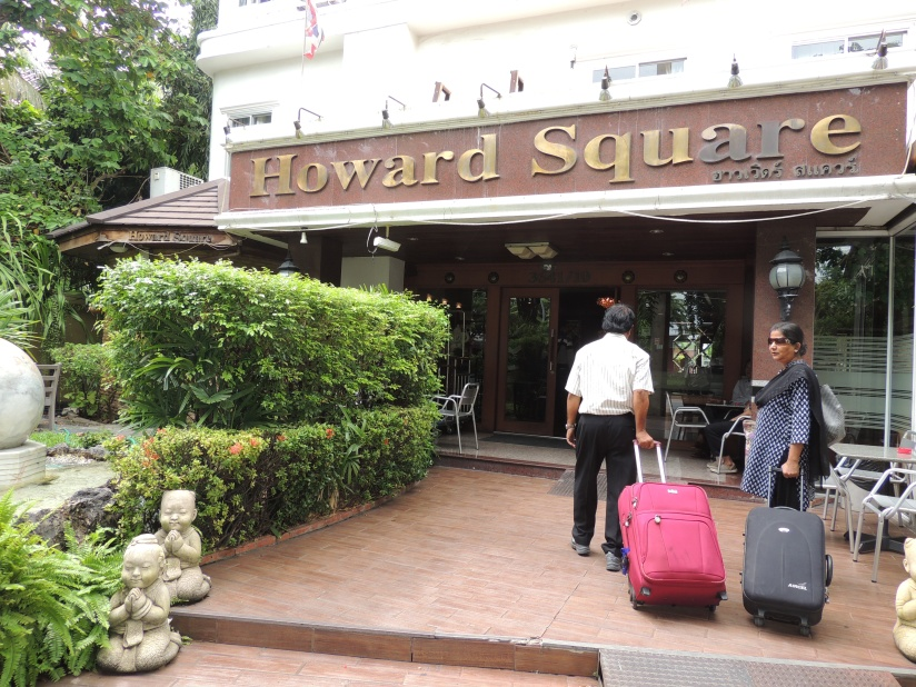 Howard Square hotel