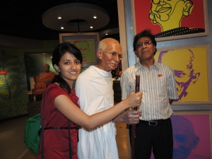 With bapuji