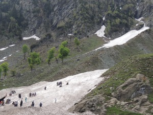 Chandanwari Glacier